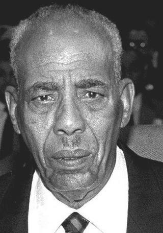 Muhammad Siad Barre (década de 1990, possivelmente).