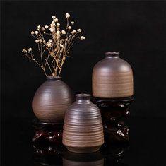 #Banggood Керамическая ваза zakkz цветок бутылка керамические украшения цветок устроить гончарную застекленным домашнего декора (1018047) #SuperDeals