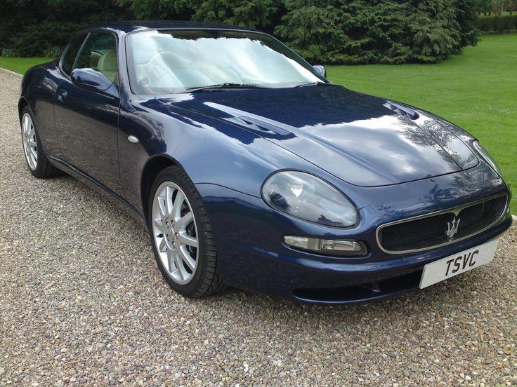 Maserati 3200 GT Blue