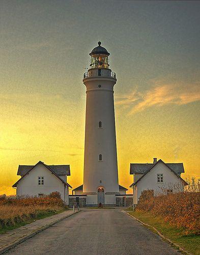 Leuchtturm Lighthouse, Denmark I book travel! Land or Sea! https://www.getawaycruiseplanner.com