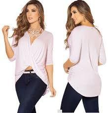 Resultado de imagen para blusas y blusones de moda