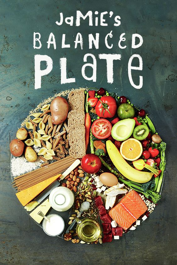 Balance is absolutely key. If you can balance your plate right and keep your portion control in check, you can be confident that you're giving yourself, and your family, a really great start on the path to good health.