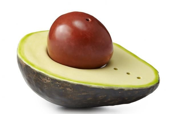 Avocado Salt and Pepper Shakers#Repin By:Pinterest++ for iPad#