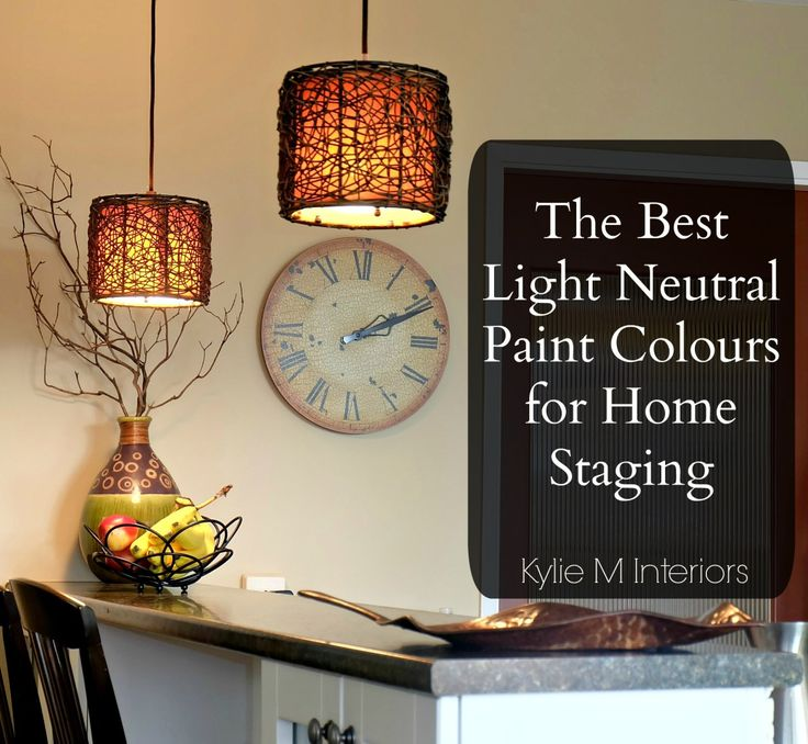 Top 8 light neutral paint colours for home staging for Best light neutral paint