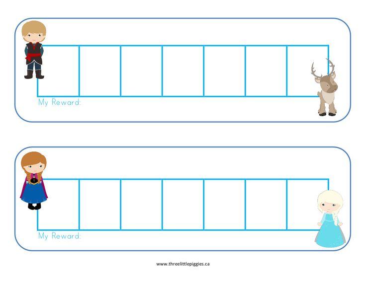 Kids Behavior Chart Template   simpletext.co
