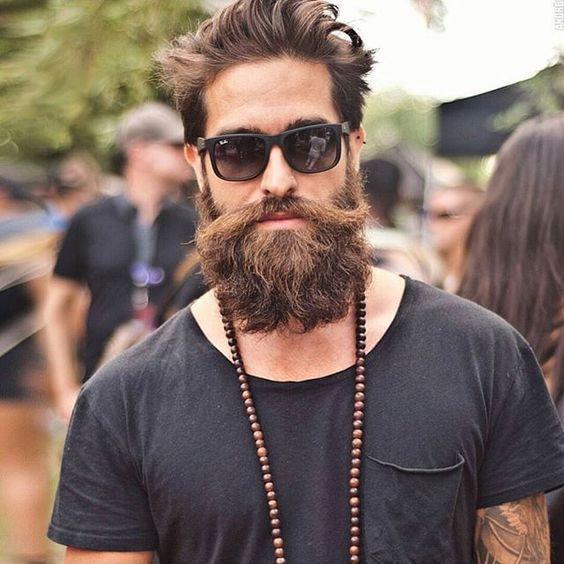 The 25 Best Hipster Beards Ideas On Pinterest Hair And