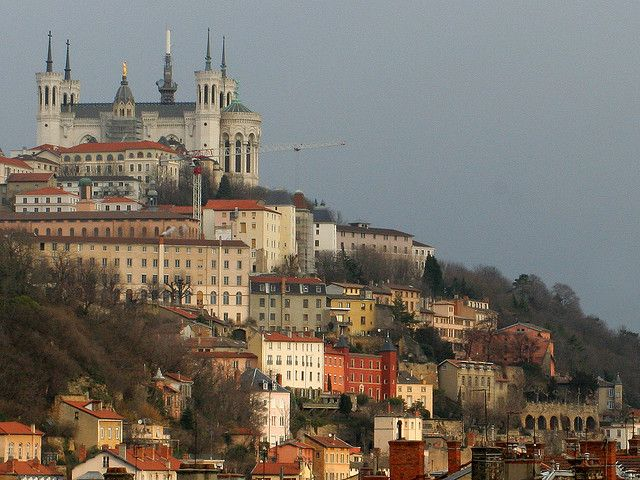 Lyon is a beautiful city. I wish I was still living there.