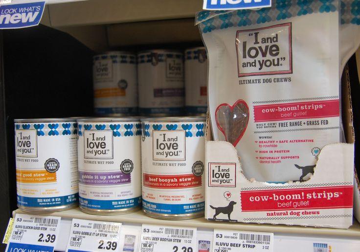 Who Stocks Autarky Dog Food