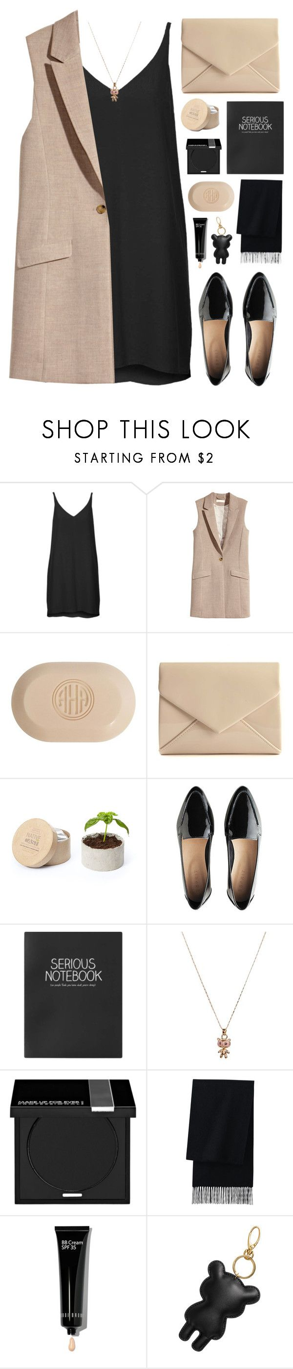 """Call me baby"" by tania-maria ❤ liked on Polyvore featuring Topshop, H&M, Carved Solutions, Johnny Loves Rosie, MAKE UP FOR EVER, Uniqlo and Bobbi Brown Cosmetics"