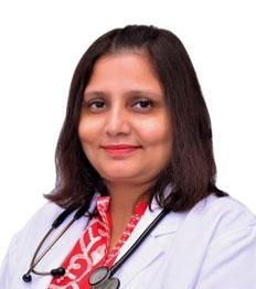 Dr. Charu Goel Sachdeva is a Consultant Internal Medicine Doctor and Family Physician in Janak Puri