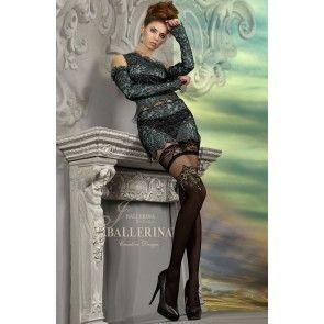 Ballerina 221 Hold Up Nero/Lurex (Black)