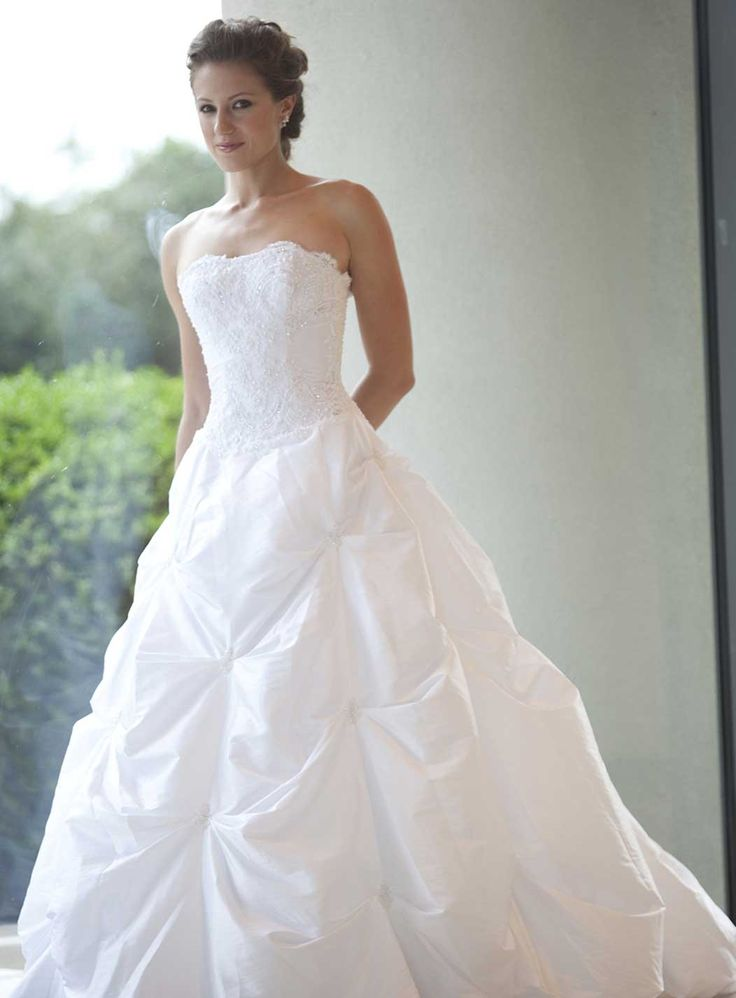 97 best Anya images on Pinterest | Short wedding gowns, Wedding ...