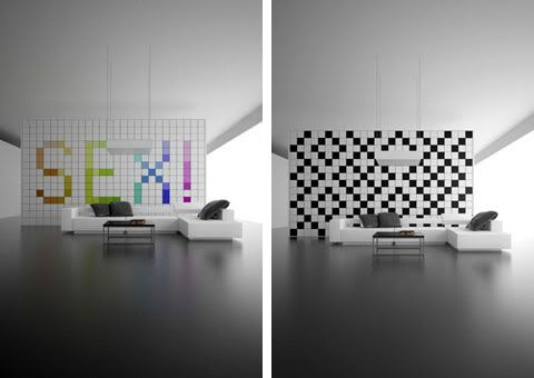 This Rotating Wall Concept Was Designed By Interior Designer Amirkhan AbdurakhmanovVia Yankodesign