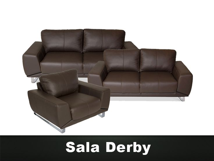 17 best images about salas on pinterest derby and chang 39 e 3 for Sofas para sala modernos