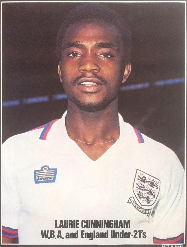 "Football Memorabilia on Twitter: ""Laurie Cunningham #WBA & England U21s 1977 @WBA @chrislepkowski @TheBalBowski @albiontillwedie @BornToBeaBaggie @astle1968 #lofc #wbafc https://t.co/kYwGcUUdjF"""