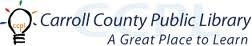 Carroll County Public Library logo