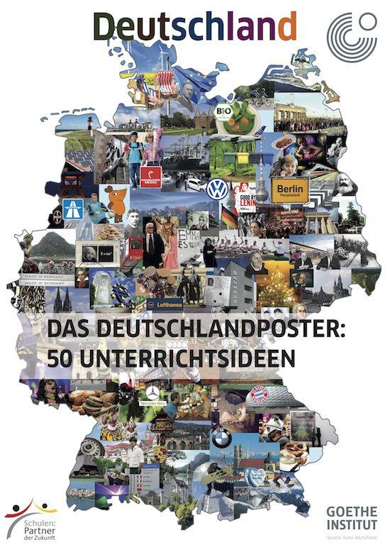 Deutschlandposter, DAF, DAZ, Unterricht, Unterrichtsidee, Legasthenie, Legasthenietraining, lesen, schreiben, Sprache