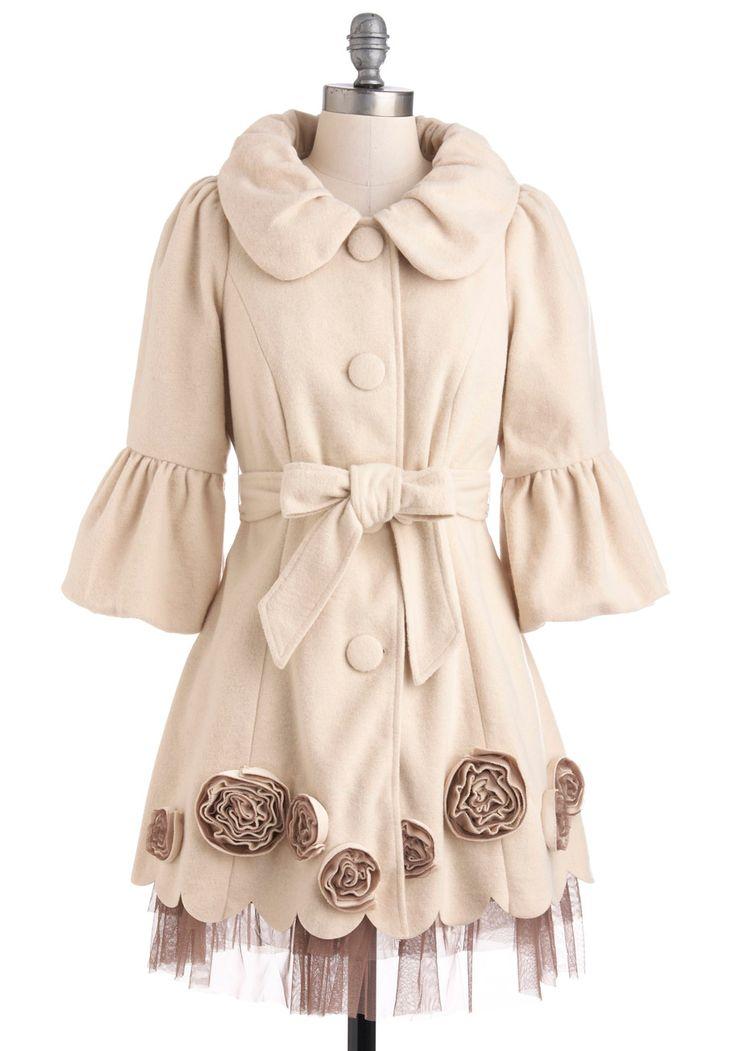 ModCloth Coat - so cute!