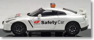 日産 GT-R (R35) スーパーGT ペースカー (ホワイト) (ミニカー)