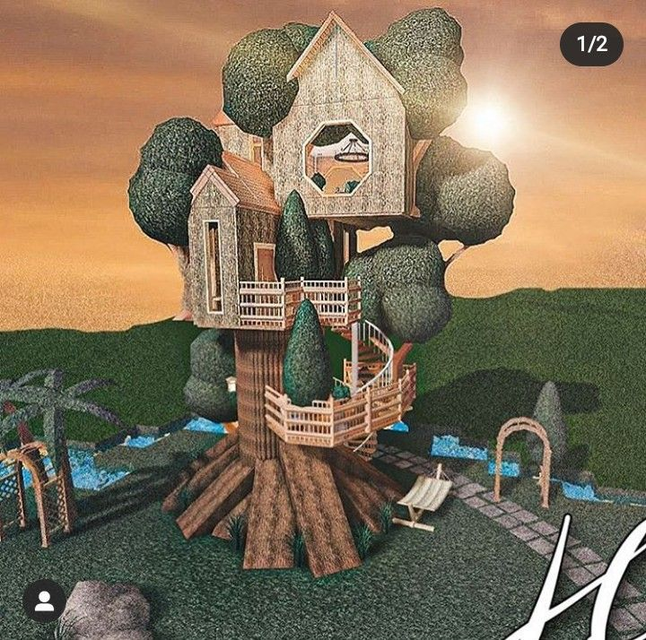 Pin By On Bloxburg Builds And Tips ! In 2020