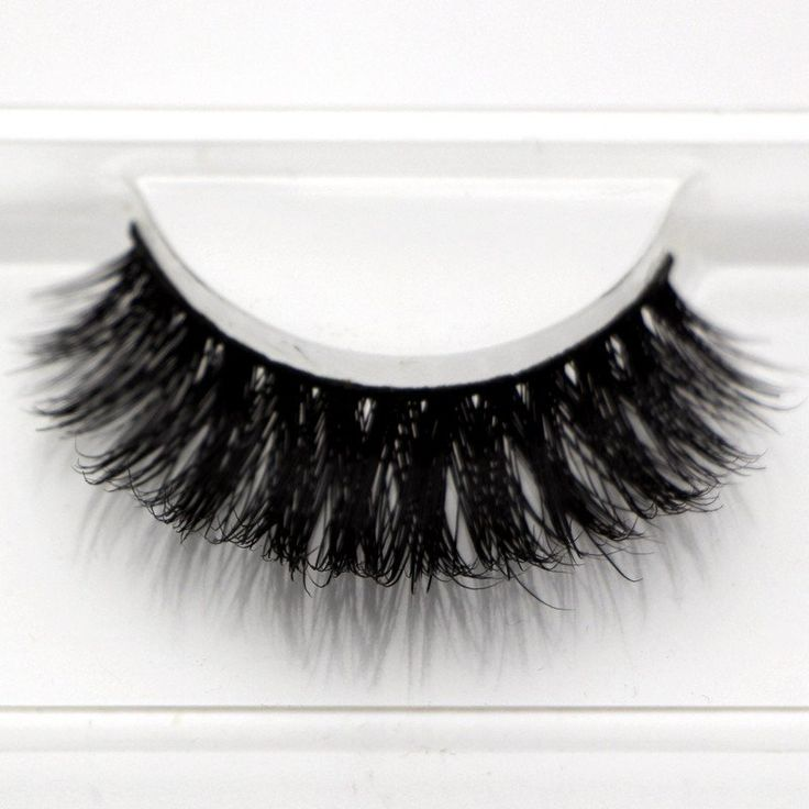 100% real siberian 3d mink fur strip  false eyelash long individual eyelashes mink lashes extension