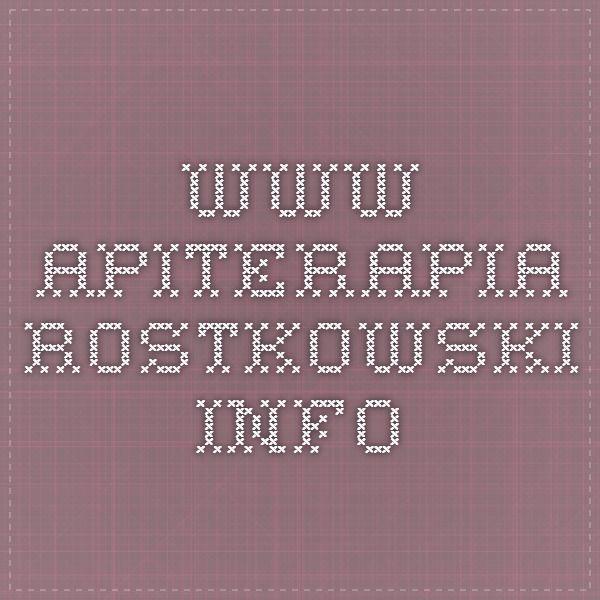 www.apiterapia.rostkowski.info