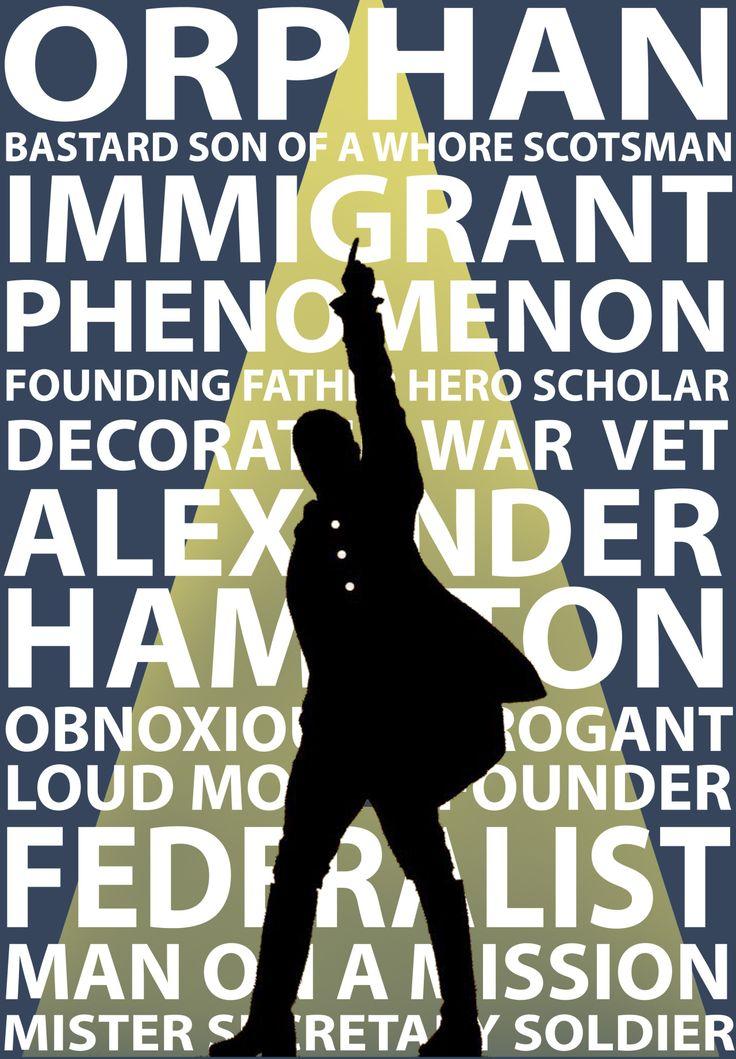 alexander hamilton quotes musical