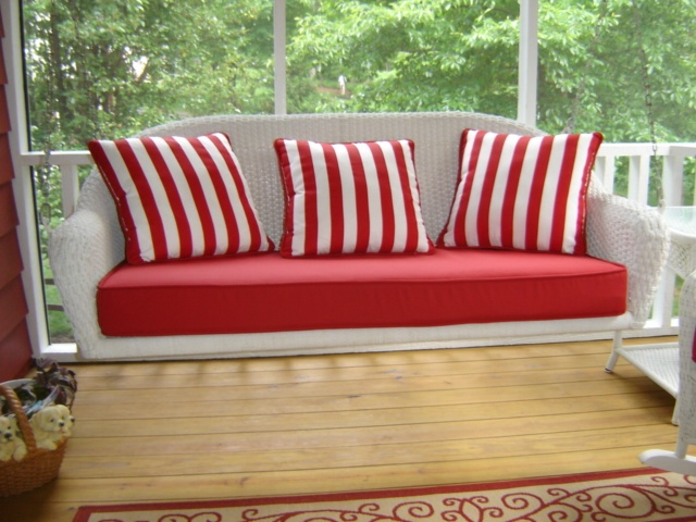 17 Best Ideas About Porch Swing Cushions On Pinterest