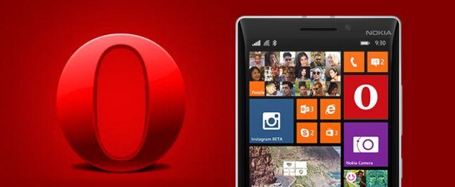 OPERA MINI (beta) disponibile per Windows Phone!