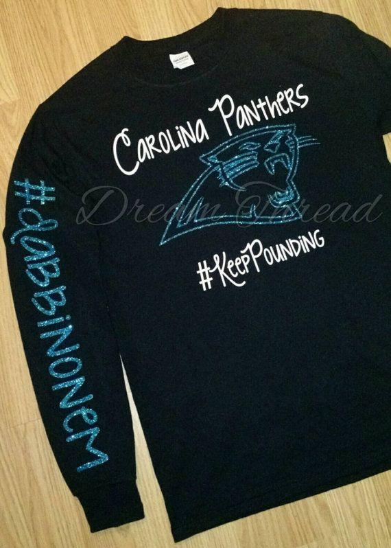 Carolina Panthers Dabbin On Em Panther Nation by DreamThread