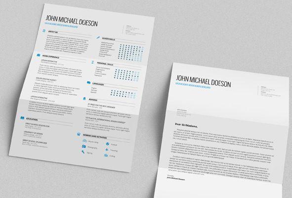 20 Best Free Resume Templates, http://designeroptimus.com/free-resume-templates/
