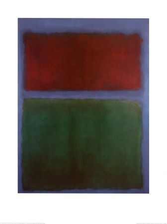 Mark Rothko Prints en Posters - bij AllPosters.be