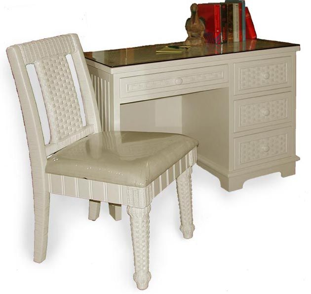 16 Best Images About Rattan And Wicker Office Furniture On