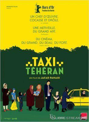 Taxi Téhéran (2015), written and directed by Jafar Panahi