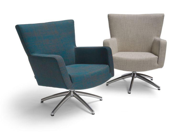 Al vele jaren een geliefde fauteuil binnen de collectie #designfauteuils van #BreesNewWorld: de #draaifauteuil Spider.