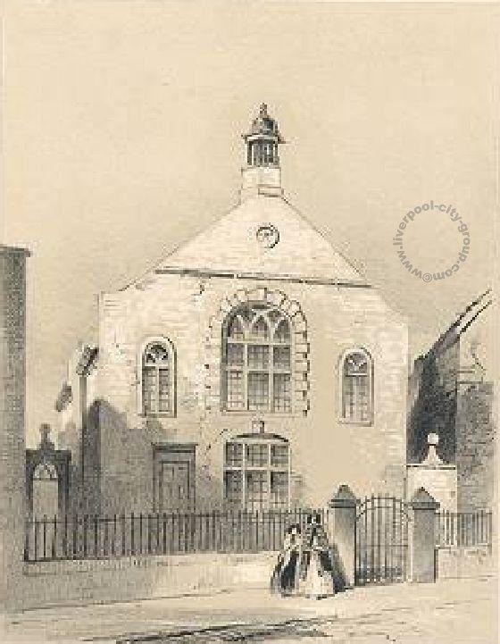 Liverpool, history, liverpool-history-l5-st-matthews-church-scotland-road-1843