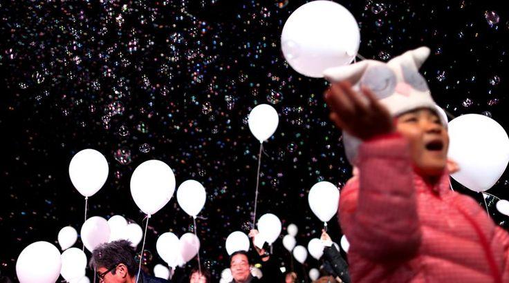 Η πρωτοχρονιά σε Ιαπωνία, Κίνα, Αυστραλία, Νέα Ζηλανδία και άλλες χώρες > http://arenafm.gr/?p=277514