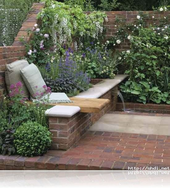 Best 25 small garden without grass ideas on pinterest for Garden design ideas without grass