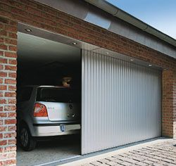 SeceuroGlide roller doors from J. B. Garage Doors - The first choice for supply and service of Garage Doors in the South East