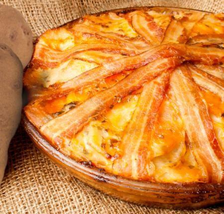 PEI Potato Pie   PEI Potatoes