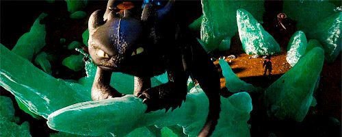 To protect Hiccup