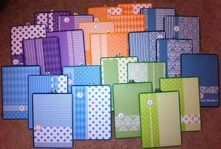 Do you use clipboards? Here's a great way to keep them organized -- and prevent students from stashing them in their lockers.