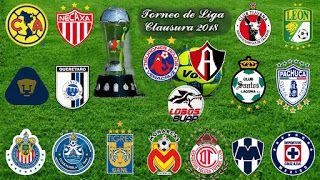 Blog de palma2mex : Liga mx – Jornada 2 – Juegos y resultados