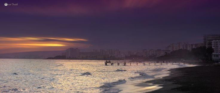 Mezitli Coast-I  [ © Murat FINDIK ] by MURAT FINDIK on 500px