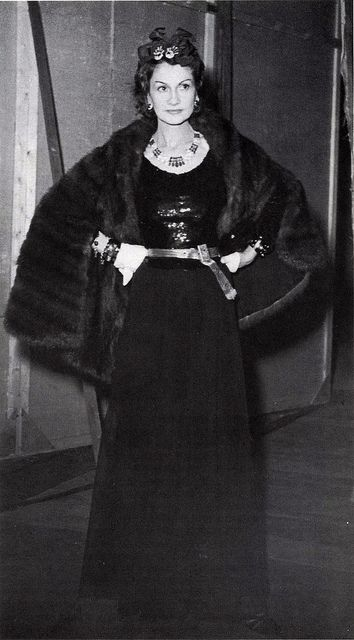 Coco Chanel - 1938: