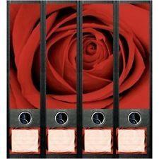 File Art 4 Design Ordner-Etiketten Rose......................................416