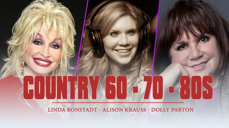 Best Female Country Songs 60s,70s,80s♪ღ♫Greatest Old Country Songs