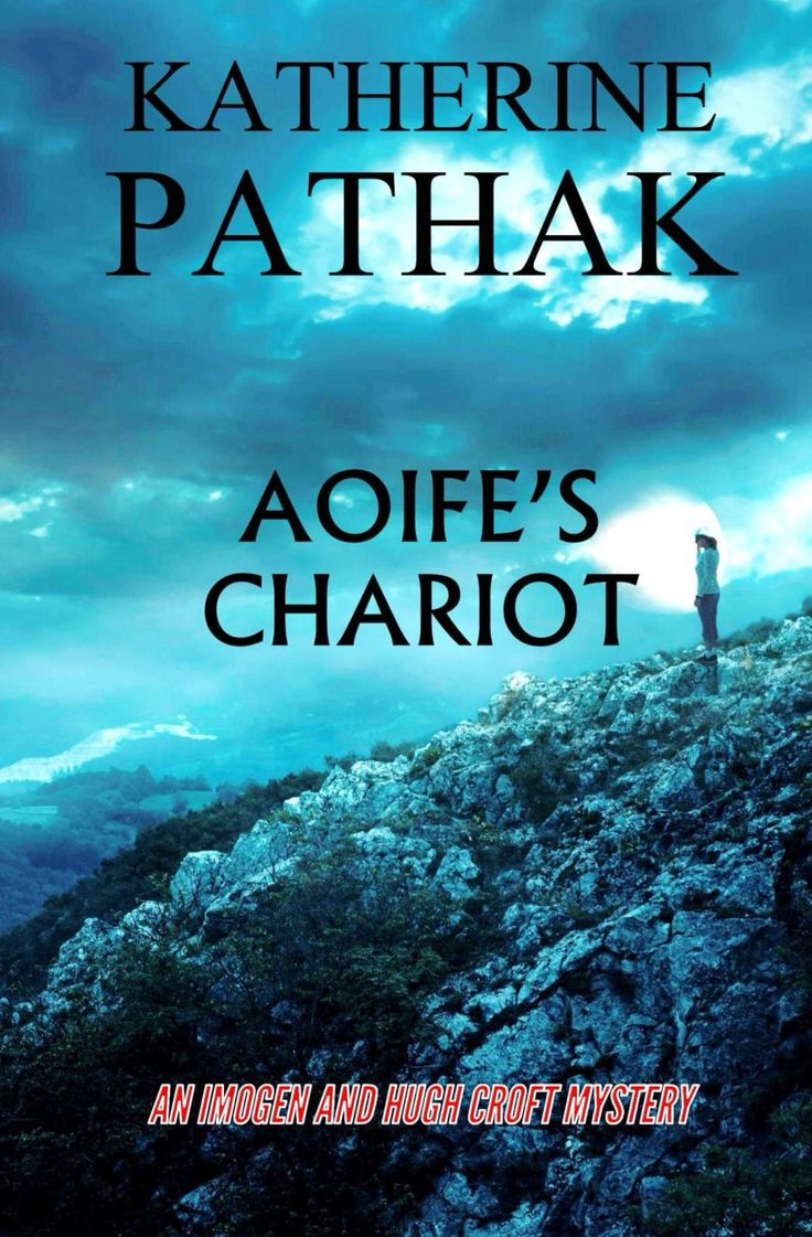 New Aoife's Chariot cover