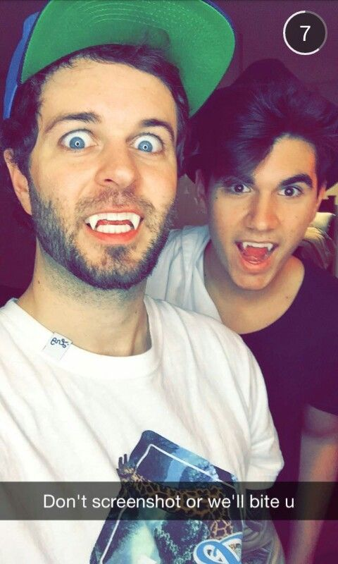 Curtis LePore and Christian Delgrosso