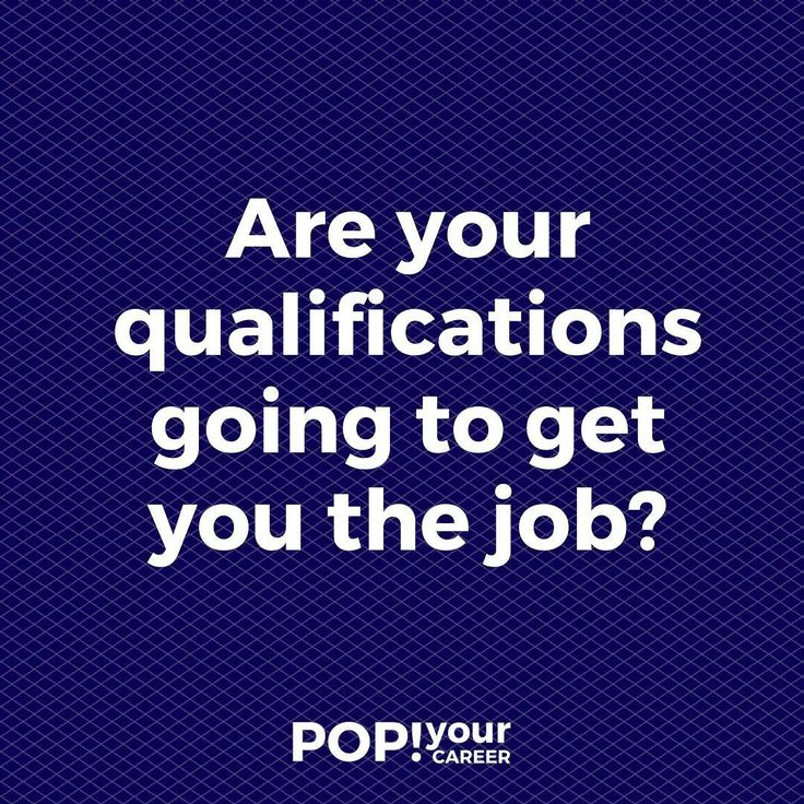 If you have a qualification in make-up artistry will it help you to score a job in mechanical engineering? Probably not! So why are you including it in your resume? When I say to only include relevant information this includes your qualifications. Too many quals in a whole lot of different fields makes you look like you don't know what you want so cut it back and only include information that is related to the job you are applying for. #quicktips